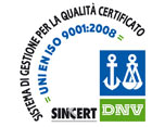 Certified Quality Management System ISO 9001:2008